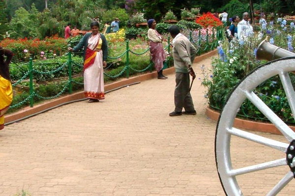 The Government Botanical Garden